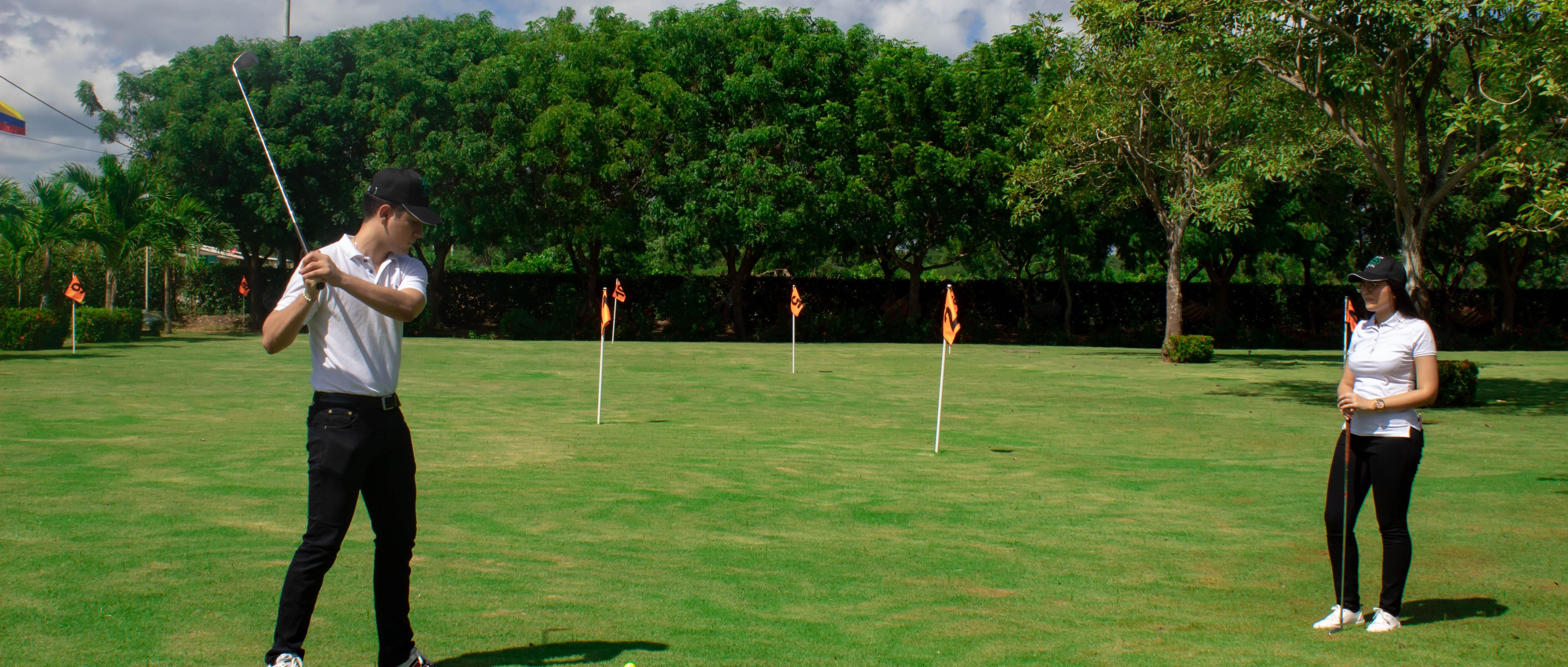 Practica golf